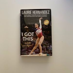 "Laurie Hernandez autobiography ""I Got This"""